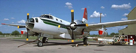P-2E Evergreen Tanker